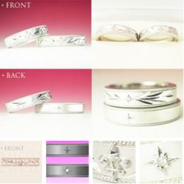 オーダーメイドの結婚指輪 マイクロジュエリー