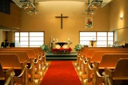 六本木ルーテル教会 ウエディング