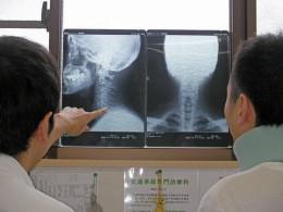 <嘉麻市・飯塚市>むち打ち治療・交通事故治療の明治整体治療院