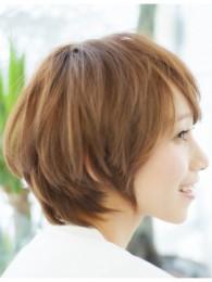 男ウケ抜群の、愛されショートヘア!!!ヘアカタログブログ!!