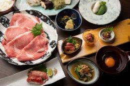四季折々の食材を絶品の米沢牛と共に『銀座 米沢牛黄木』