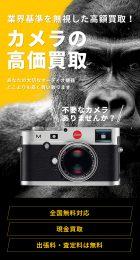 カメラ買取り|ゴリラ